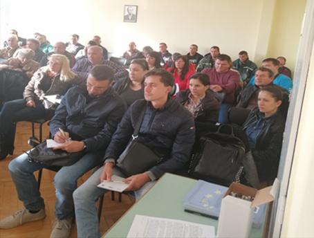 Вълчи дол, обл. Варна, 9 октомври 2019